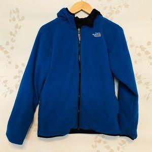North Face boys reversible coat!
